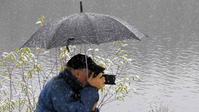 Video Production in the Field: Five tips for Wet Weather