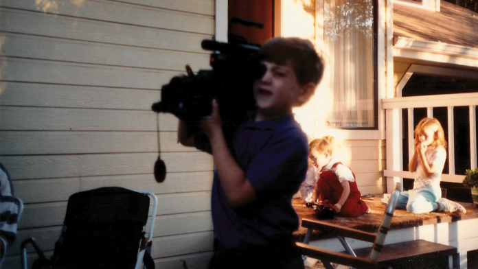 """There's no such thing as a filmmaking prodigy. It's an art form that can only be learned from experience. """"Giant-size Camcorder"""" byOrin Zebest is licensed underCC BY 2.0"""
