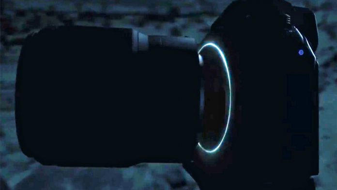 Image from Nikon's promotion video for its upcoming full-frame mirrorless camera