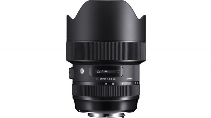 Sigma 14-24mm F2.8 DG HSM Art