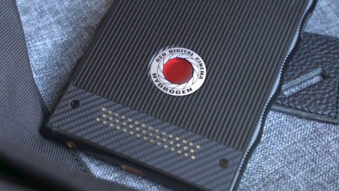 RED's Hydrogen One