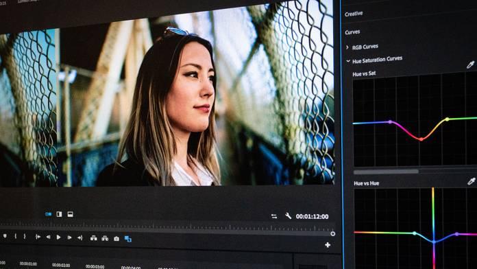 Color editing in Adobe Premiere Pro 13