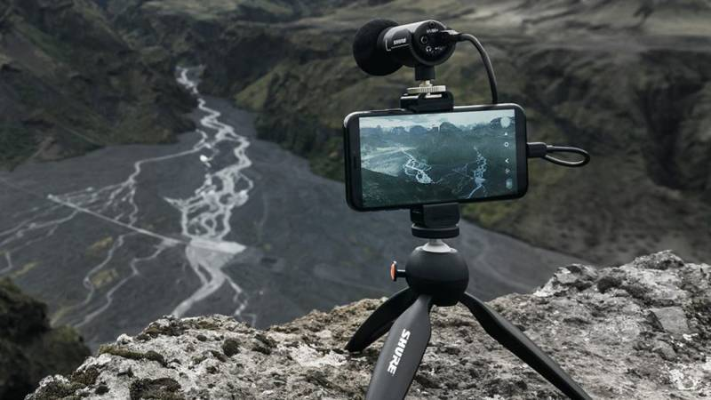 Shure releases the MV88+ Video Kit to pre-order