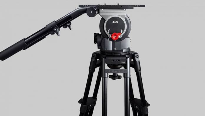150 mm Head and Tripod Systems