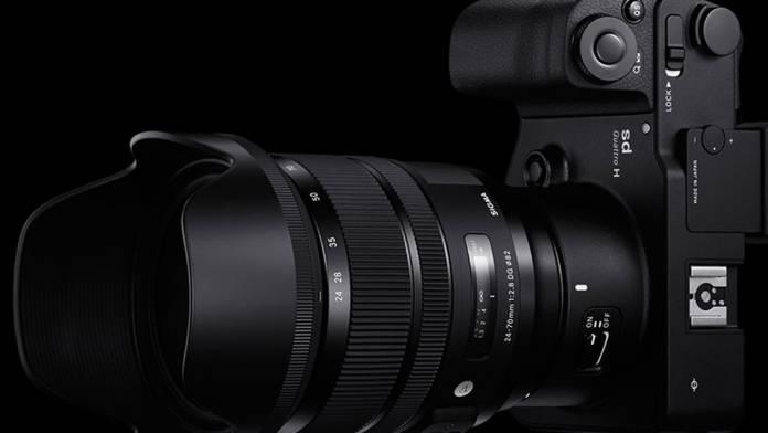 24-70mm F2.8 DG OS HSM