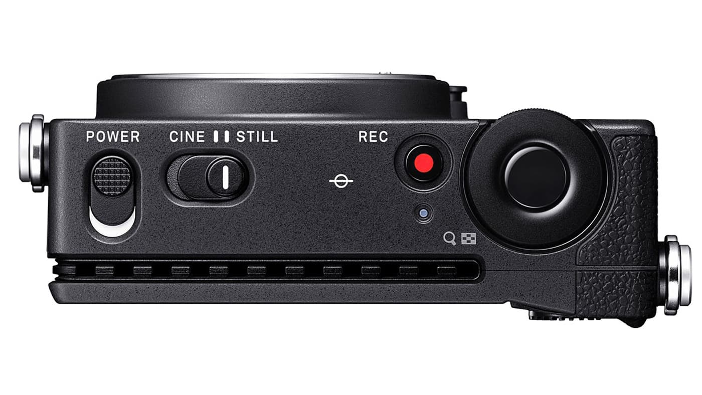 You can shoot 12-bit CinemaDNG RAW video at 4k 24p on the Sigma fp