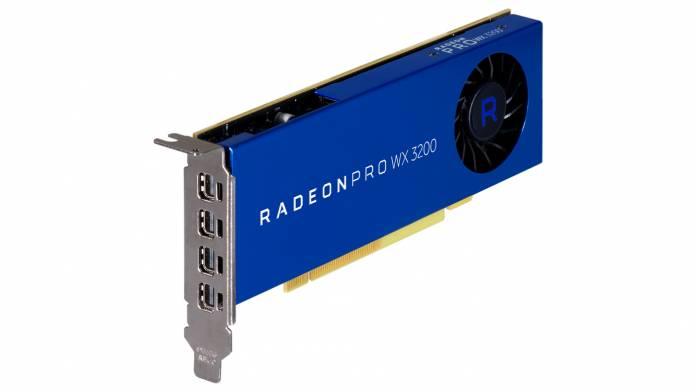 Radeon Pro WX 3200