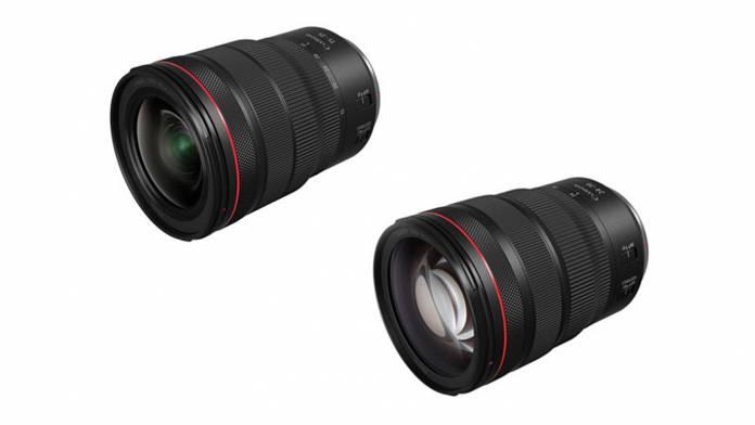 RF15-35mm F2.8 L IS USM and RF24-70mm F2.8 L IS USM