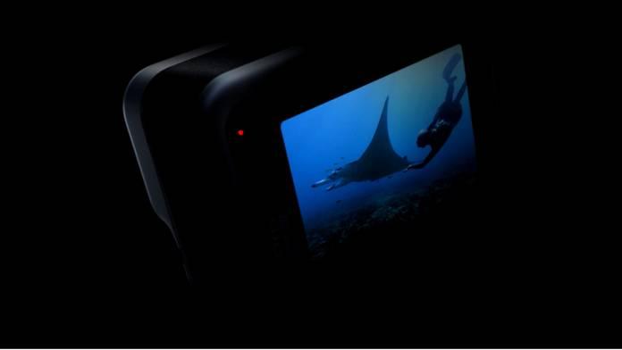 GoPro Hero8 teaser