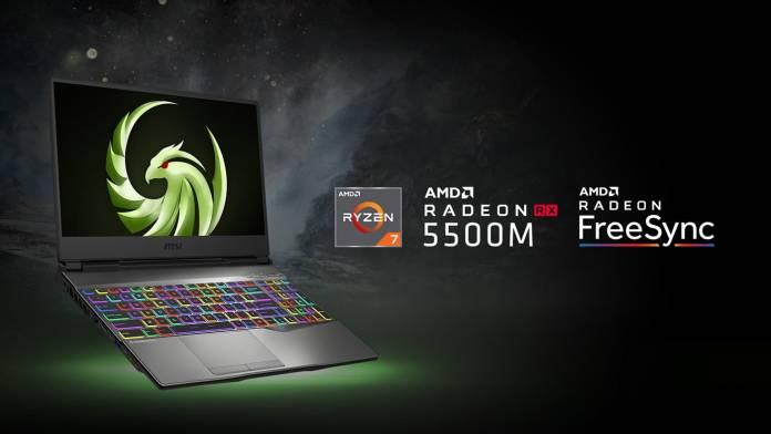 MSI has announced the Alpha 15