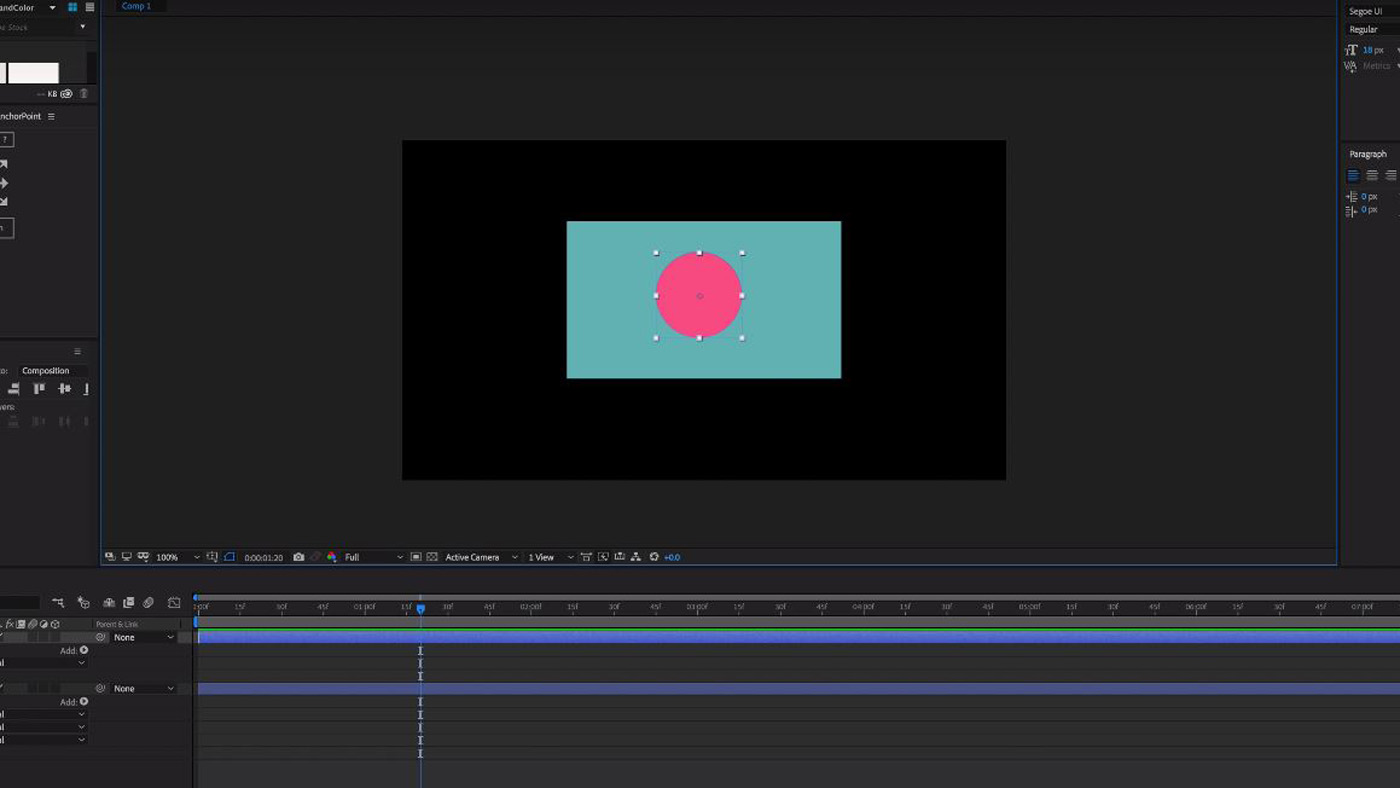 Masking in After Effects