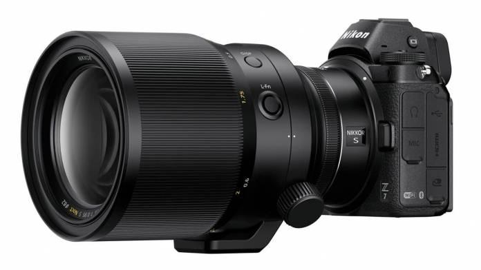Nikon reveals the NIKKOR Z 58mm f/0.95 S Noct