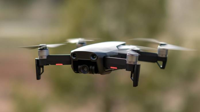DJI is working on an app that can track drones