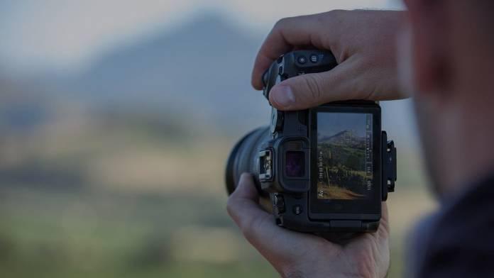 Pro Canon video camera sales are down