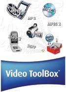 Ulead Video ToolBox Home Edition | Telemetrics TelePod