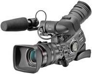 Canon HDV Camcorder   Blu-ray Disc vs. HD DVD