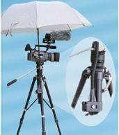 Video Shooting in the Rain