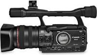 New HDV Camcorders Canon XH G1 & A1   Free Video Player   New Vidcasts