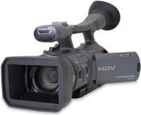 Sony HDR-FX7 HDV  Camcorder Review