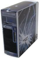 HP xw6600 Workstation Computer Review