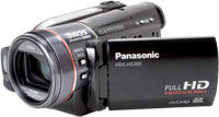 2009 Best Hard Drive Camcorder- Panasonic HDC-HS300 AVCHD Camcorder Review