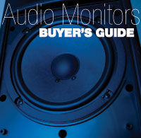 Using an Audio Monitor for Video