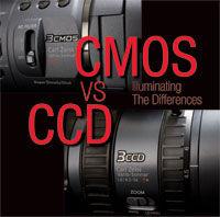 CMOS vs CCD