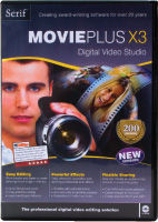Serif MoviePuls X3 Video Editing Software Review