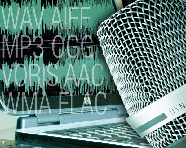 Internet Audio Encoding