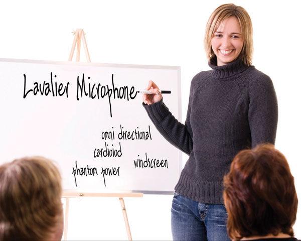 Lavalier Lessons
