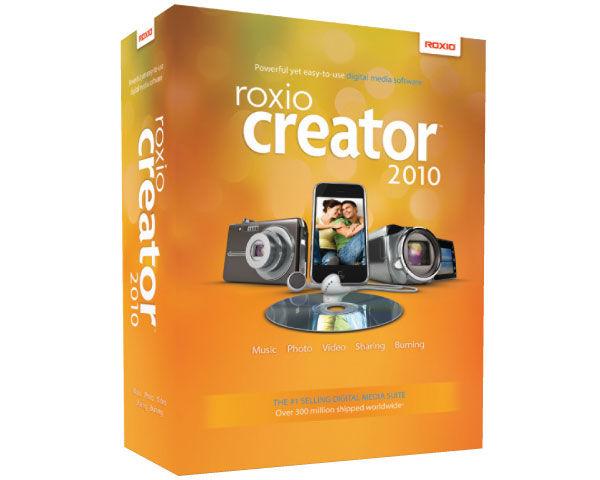 Roxio Creator 2010 Disc Burning Software Review