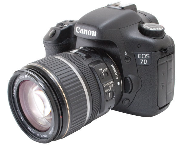 Canon EOS 7D Digital SLR Camera Review