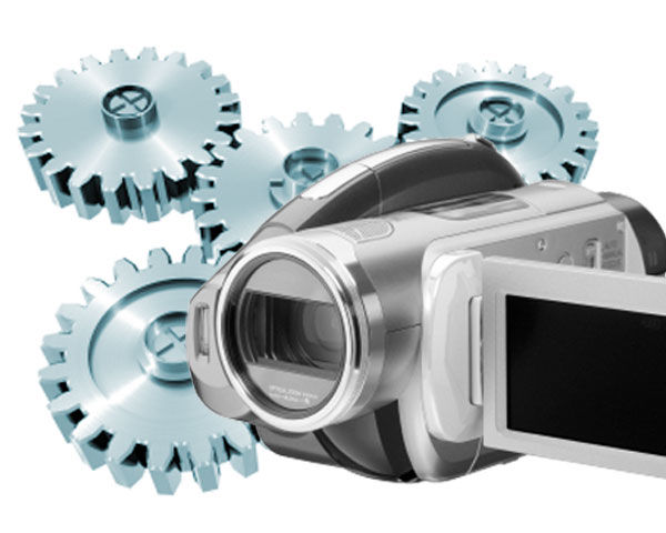 AG-HMC80 professional AVCCAM HD shoulder-mount camcorder