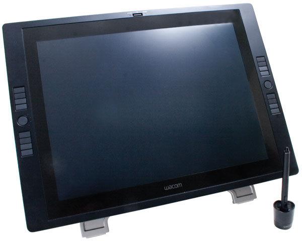 Wacom Cintiq 21UX Interactive Pen Display Tablet Reviewed