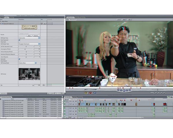 Dashwood Cinema Stereo3D Toolbox LE 3D Editing Software Reviewed