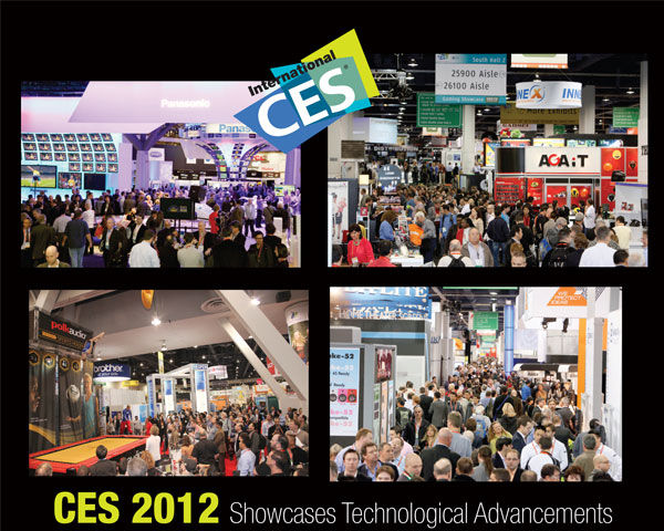 Seeing the Future - CES 2012 Showcases Technological Advancements and Best of CES Awards