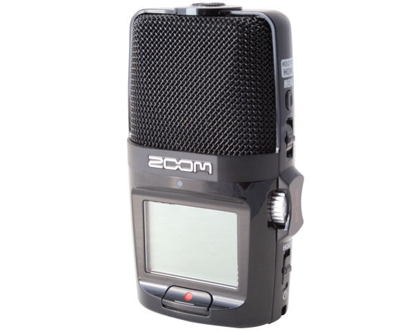Zoom H2n Audio Recorder Review