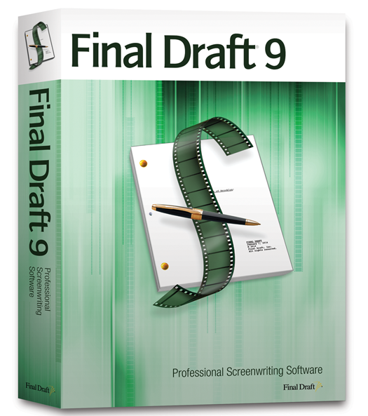 Final Draft 9 Screenwriting Software