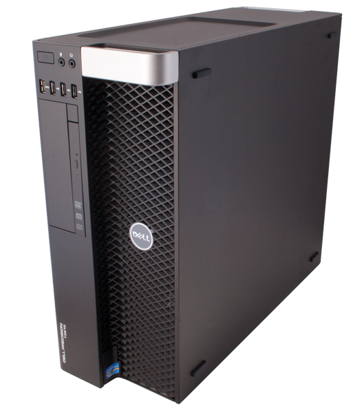 Intel Xeon based Dell Precision T3610: Powerhouse for the Masses