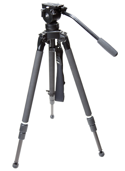 The Air Carbon Fibre System is an ideal option for professional DSLR photo-videographers.