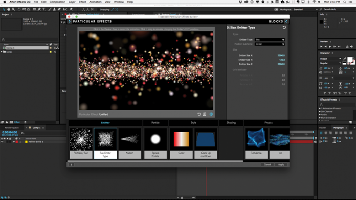Red Giant Trapcode Suite 13 - Particular