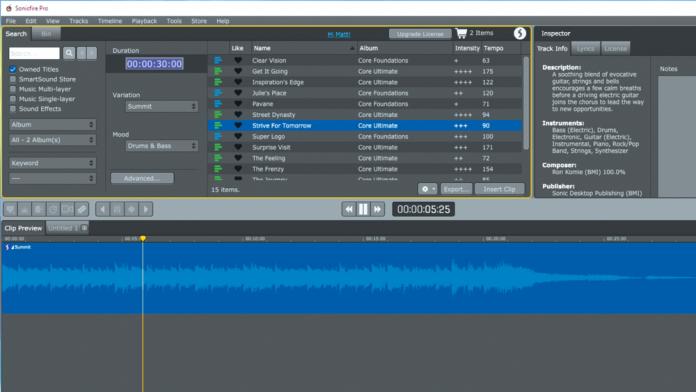 SmartSound SonicFire Pro 6 Review