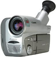 Canon 8mm Camcorder Review:  Canon ES410V 8mm Camcorder