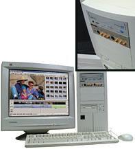 Test Bench:DVLine DVStorm Editing Computer