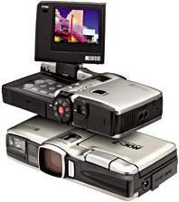 Product Preview: Ricoh EDC-7 Dual-purpose Still/Video Camera