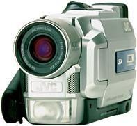 JVC GR Mini Camcorder Review:  JVC GR-DVL815 Mini DV Camcorder
