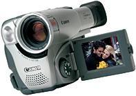 Canon ES8400V Hi8 Camcorder Review