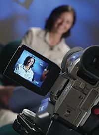 Shooting an Interview TV-Style
