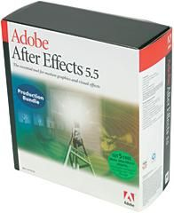Test Bench:Adobe After Effects 5.5 (Production Bundle)