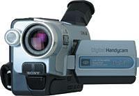 Digital8 Camcorder Review:  Sony DCR-TRV350